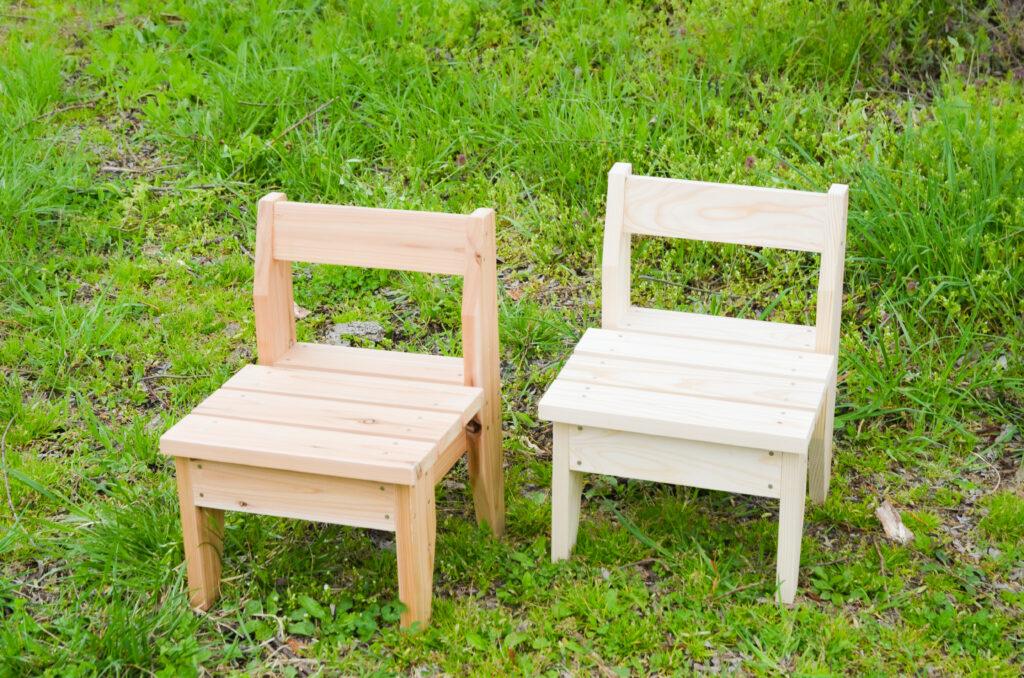 DIY小椅子